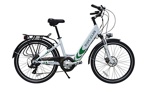 Bikes: Byocycle Zest Electric Bike 9Ah